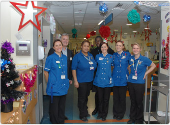 Best Decorated Ward Winners Announced Chelsea And