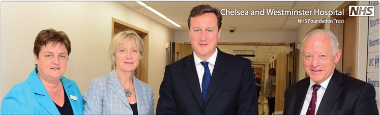 Prime Minister visits Chelsea and Westminster to listen to staff