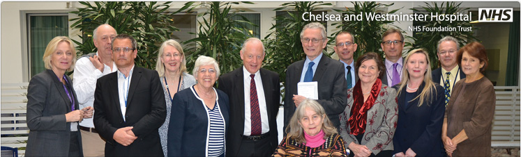 Select Committee visits Chelsea and Westminster