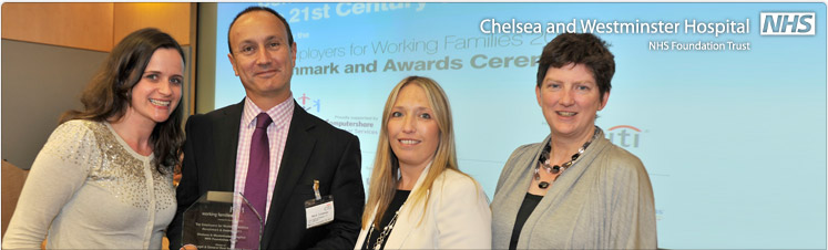Trust named best UK employer for carers