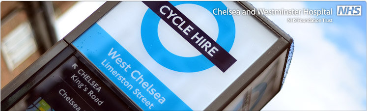 Barclays Cycle Hire—now near Chelsea and Westminster