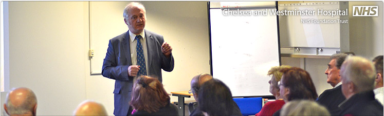 Dementia seminar proves popular with Foundation Trust members