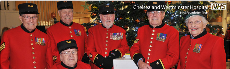 Hundreds celebrate Christmas at Chelsea and Westminster