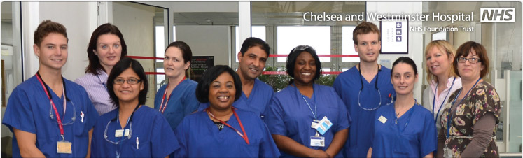 Chelsea and Westminster Intensive Care Unit nominated for national nursing award