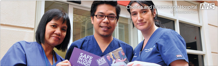 Public supports Option A to keep full A&E service at Chelsea and Westminster Hospital