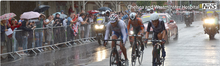 Team GB race past Chelsea and Westminster to rein in the silver