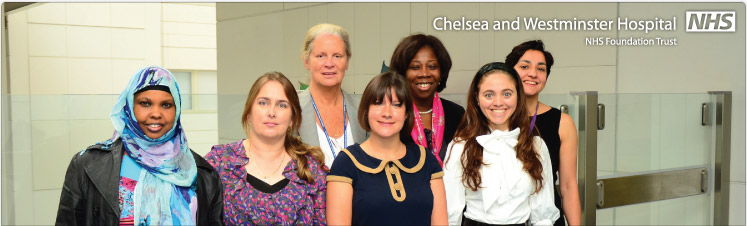 West London African Women's Service team shortlisted for HSJ Awards