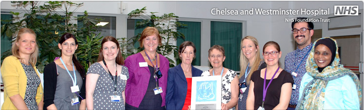 Chelsea and Westminster Maternity Unit fully accredited by UNICEF