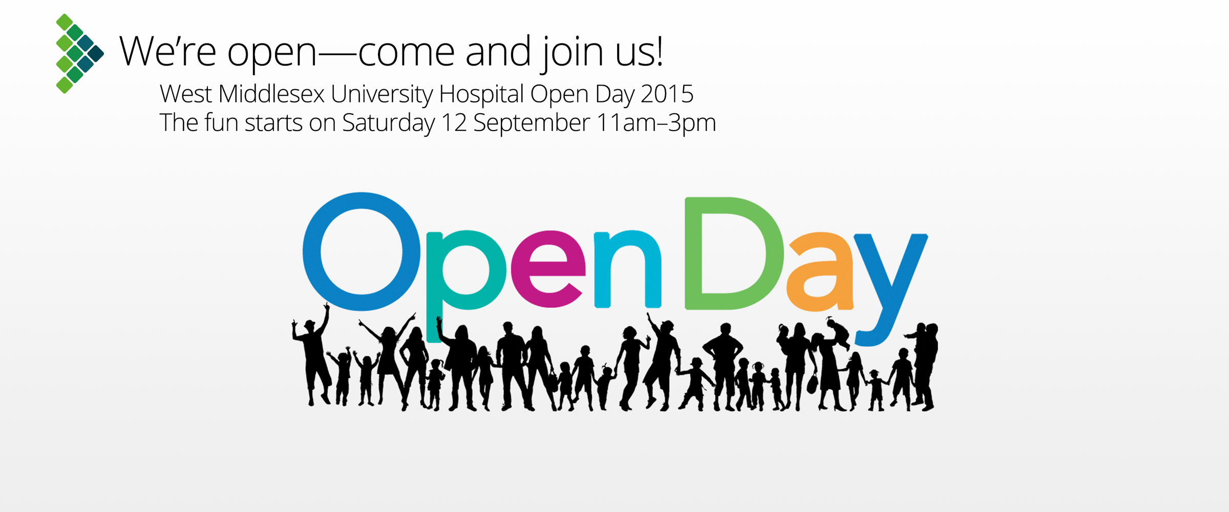 West Middlesex University Hospital Open Day 2015—come and join us!