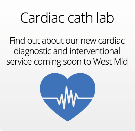 Cardiac cath lab coming soon to West Mid