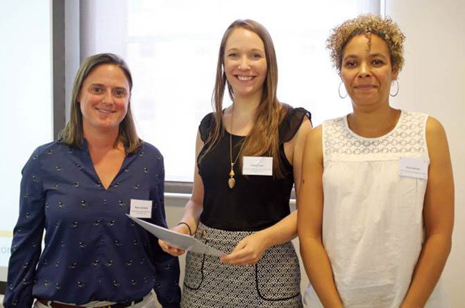 Chelsea and Westminster Hospital's Maternity Practice Development Team Commended at Health Education Awards