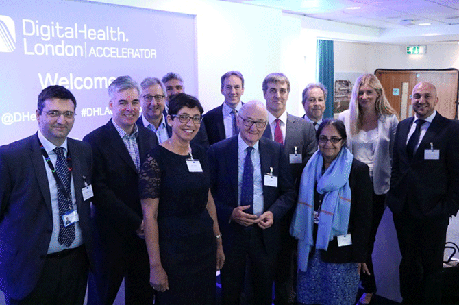 Celebration of digital health success at Chelsea and Westminster Hospital NHS Foundation Trust