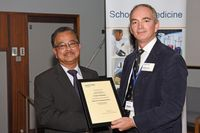 Teaching Excellence Award for West Mid Doctor