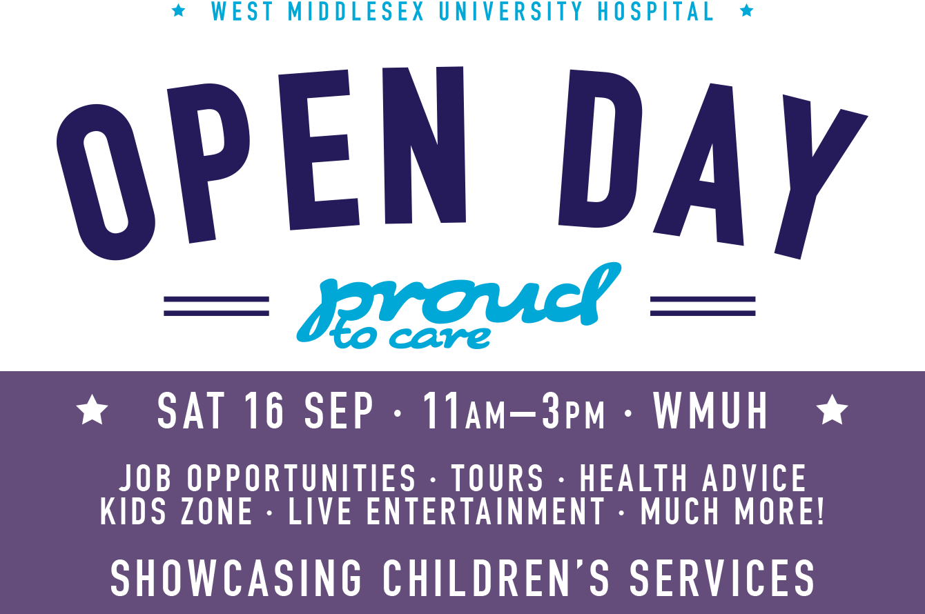 West Middlesex University Hospital Open Day