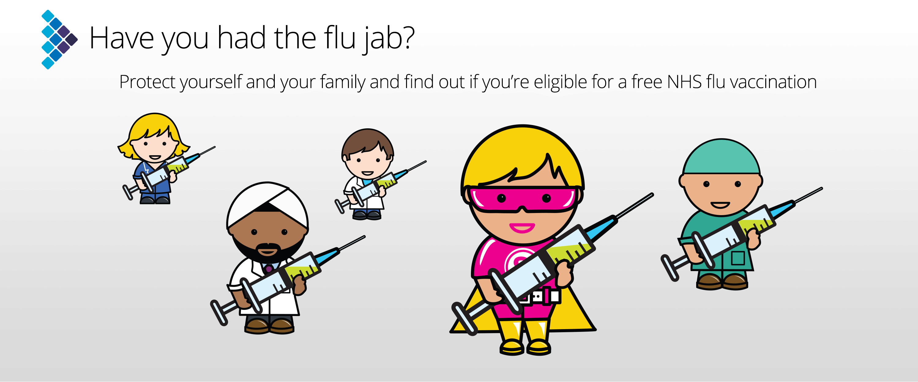 Keep you and your loved ones safe—get the flu jab