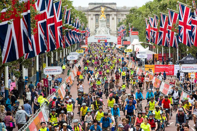 Prudential RideLondon—this weekend 28–29 July