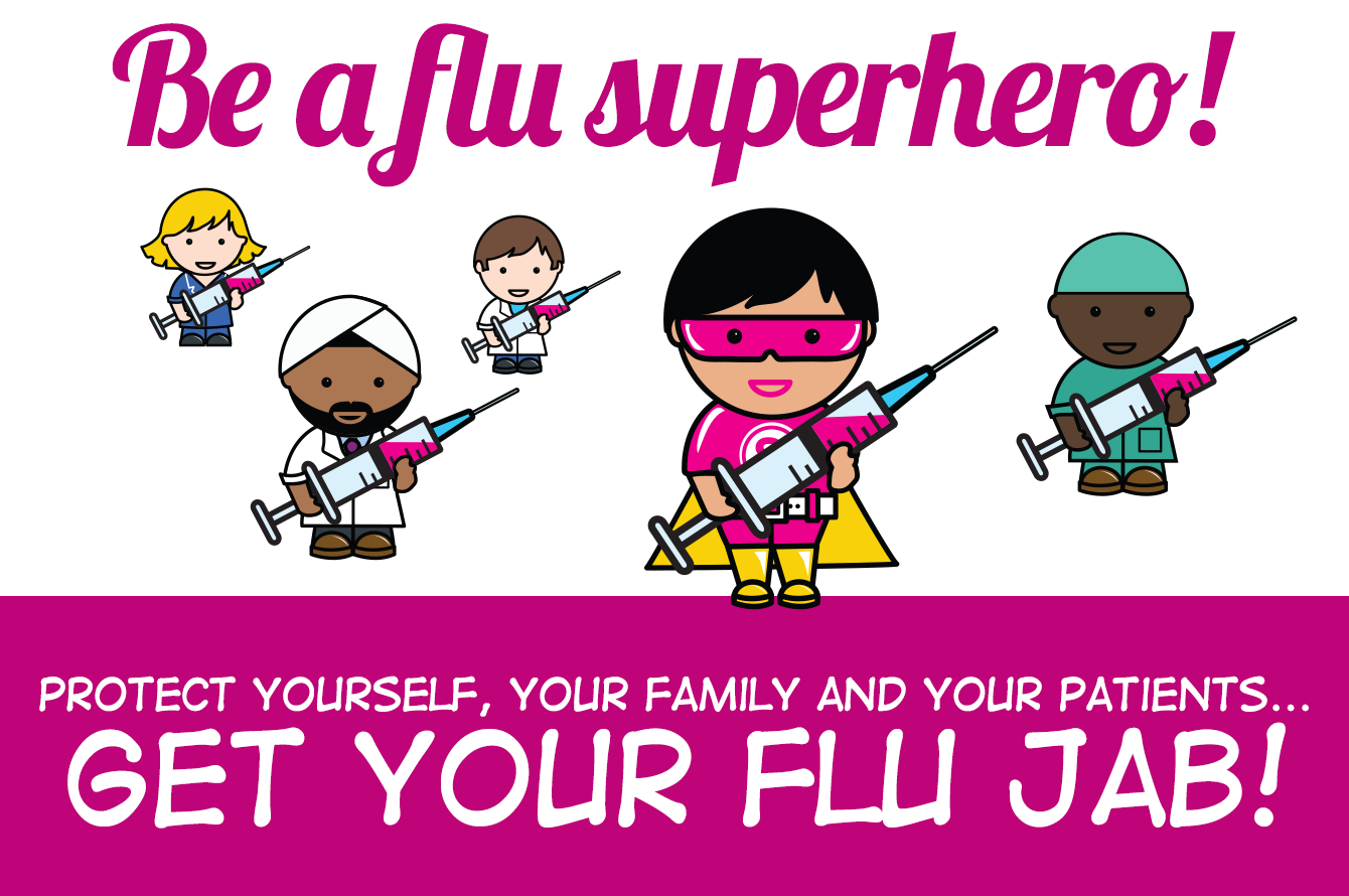 Keep yourself and your loved ones safe—get the flu jab