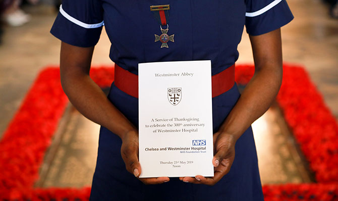 Top performing hospital in London is 300 years old