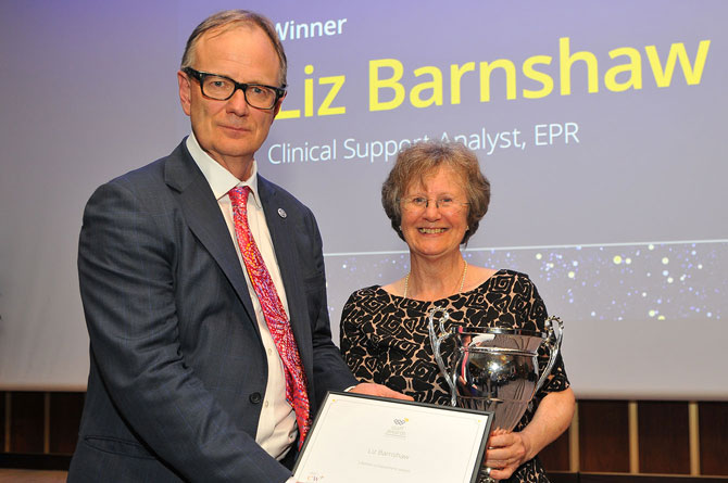 12 Lifetime Achievement Liz Barnshaw