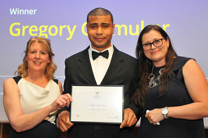 4 Clinical Support OTY Gregory Olumekor