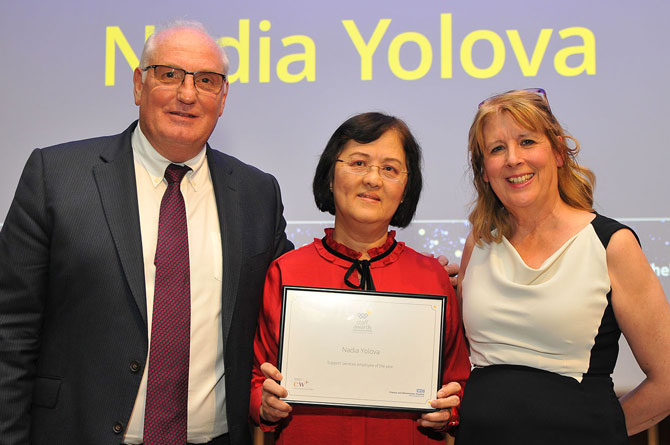 8 Support Services OTY Nadia Yolova