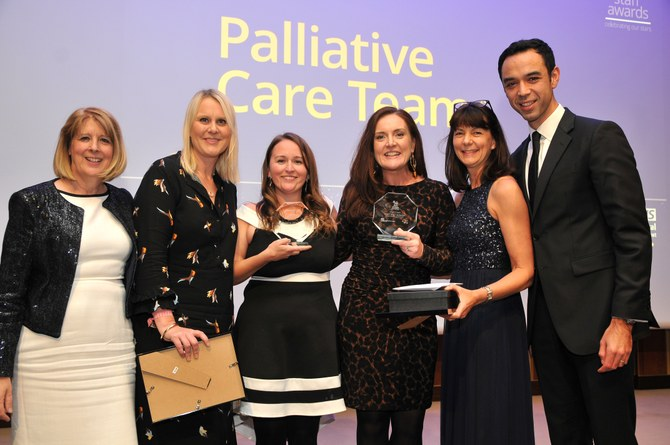10 Palliative Care Team
