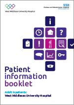 WMUH Inpatient Information Booklet 1